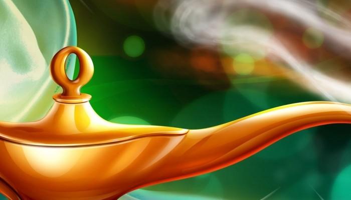 JOLIS COEURS:Lampe magique