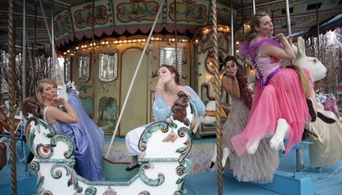JOLIS COEURS:Animation princesses