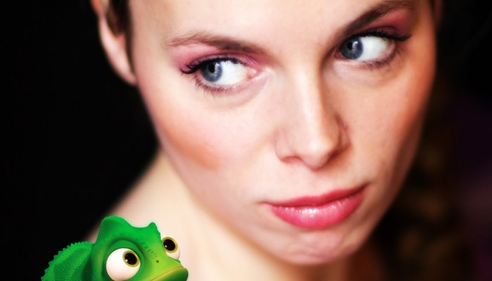 JOLIS COEURS:Animation princesse Raiponce