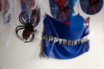 Thème Super-héros/Spiderman