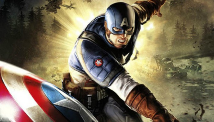 JOLIS COEURS:Animation super-heros Captain America