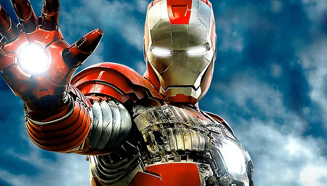 JOLIS COEURS:Animation super-heros Iron Man