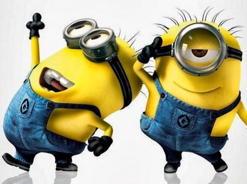 animation-anniversaire-enfant-minions-gouter-jolis-coeurs