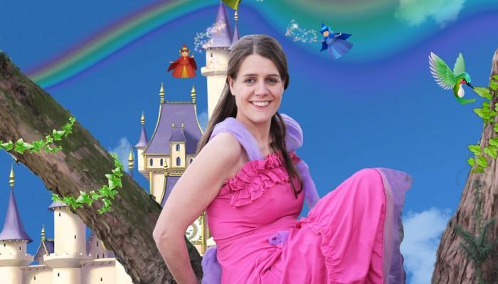 JOLIS COEURS:Animation princesse Aurore