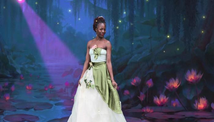 JOLIS COEURS:Animation princesse Tiana