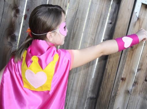 animation-anniversaire-enfant-super-heroine